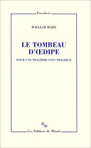Téléchargez le livre :  Le Tombeau d'Oedipe