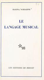 Télécharger cet ebook : Le langage musical