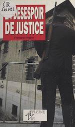 Télécharger cet ebook : En désespoir de justice
