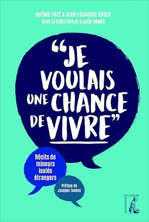 Téléchargez le livre :  « Je voulais une chance de vivre »