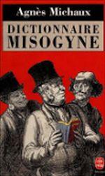 Télécharger le livre :  Dictionnaire Misogyne