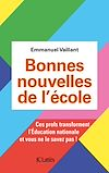 Téléchargez le livre numérique:  Bonnes nouvelles de l'école