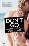 Téléchargez le livre numérique:  Don't go