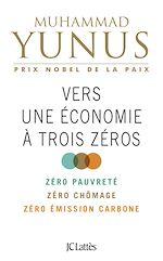 Télécharger le livre :  Vers une économie à trois zéros