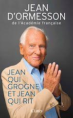 Télécharger le livre :  Jean qui grogne et Jean qui rit - Édition 2017