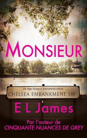 Monsieur   James, E L. Auteur