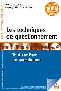 Télécharger le livre : Les techniques de questionnement