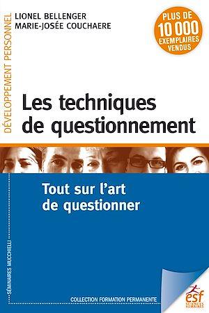 Téléchargez le livre :  Les techniques de questionnement