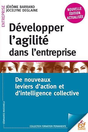 Téléchargez le livre :  Développer l'agilité en entreprise