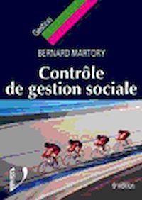 Télécharger le livre : Contrôle de gestion sociale