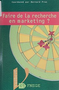 Télécharger le livre : Faire de la recherche en marketing ?