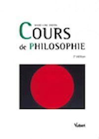 Télécharger le livre : Cours de philosophie - 2e édition