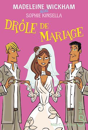 Téléchargez le livre :  Drôle de mariage