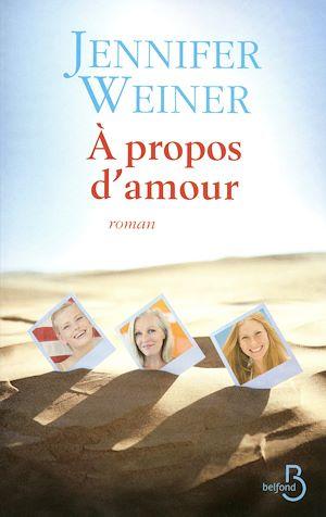 Téléchargez le livre :  A propos d'amour