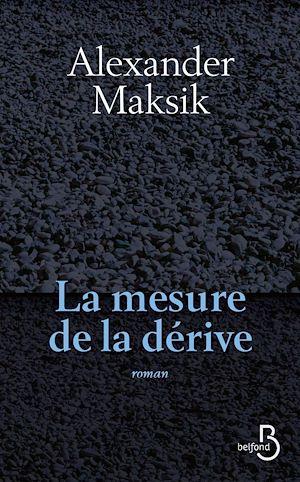 Téléchargez le livre :  La mesure de la dérive