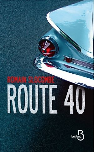 Téléchargez le livre :  Route 40