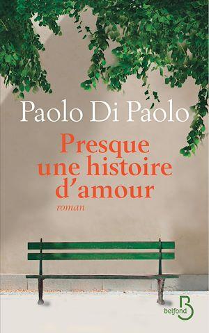 Téléchargez le livre :  Presque une histoire d'amour