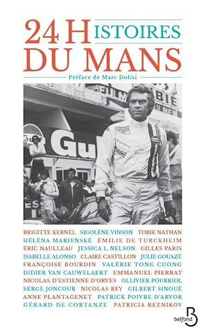 Téléchargez le livre :  24 Histoires du Mans