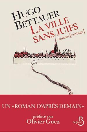 Téléchargez le livre :  La Ville sans Juifs