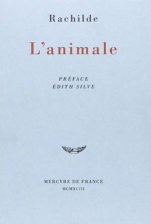 Téléchargez le livre :  L'animale