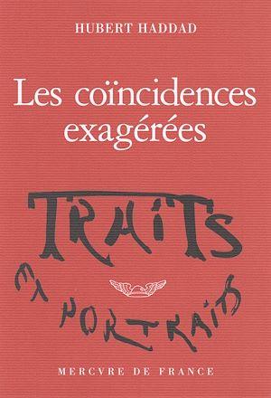 Téléchargez le livre :  Les coïncidences exagérées
