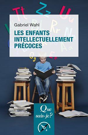 Téléchargez le livre :  Les enfants intellectuellement précoces