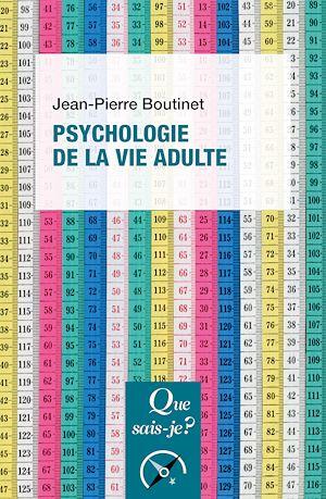 Téléchargez le livre :  Psychologie de la vie adulte