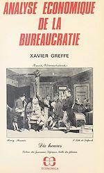 Télécharger le livre :  Analyse économique de la bureaucratie