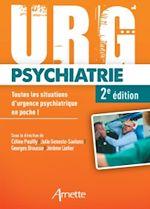 Télécharger cet ebook : Urg' Psychiatrie
