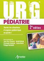Télécharger le livre :  Urg' pédiatrie