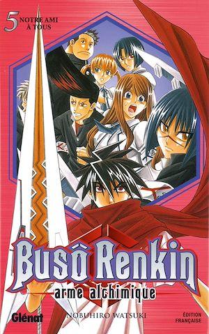 Téléchargez le livre :  Buso Renkin - Tome 05