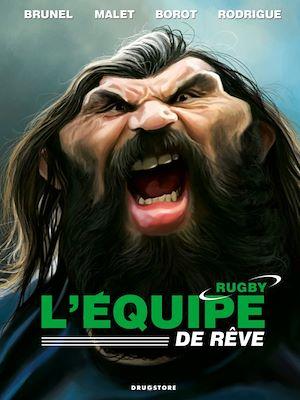 Téléchargez le livre :  L'Equipe de rêve - Rugby