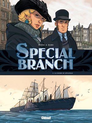 Téléchargez le livre :  Special Branch - Tome 02