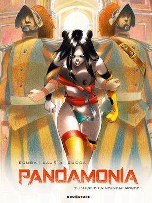Téléchargez le livre :  Pandamonia - Tome 02