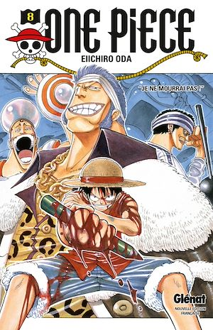 Téléchargez le livre :  One Piece - Édition originale - Tome 08