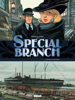 Téléchargez le livre :  Special Branch - Tome 03