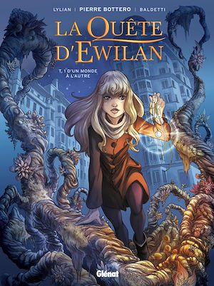 Téléchargez le livre :  La Quête d'Ewilan - Tome 01