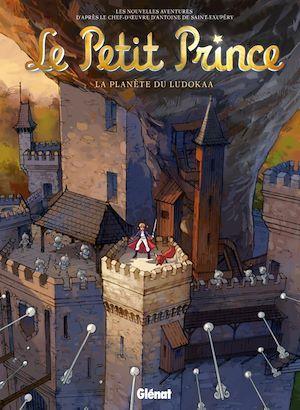 Téléchargez le livre :  Le Petit Prince - Tome 12