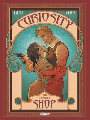 Téléchargez le livre :  Curiosity Shop - Tome 03