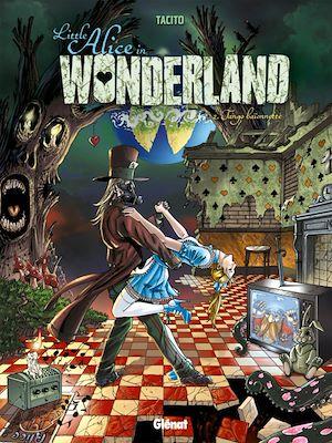 Téléchargez le livre :  Little Alice in Wonderland - Tome 02