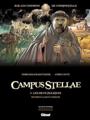 Téléchargez le livre :  Campus Stellae, sur les chemins de Compostelle - Tome 02