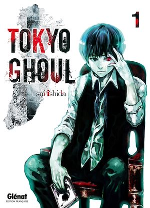 Téléchargez le livre :  Tokyo Ghoul - Tome 01