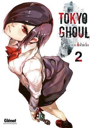 Téléchargez le livre :  Tokyo Ghoul - Tome 02