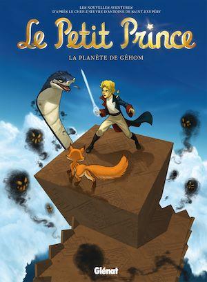Téléchargez le livre :  Le Petit Prince - Tome 16