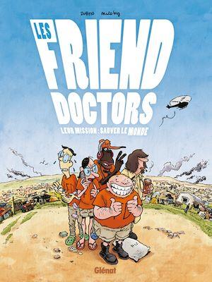 Téléchargez le livre :  Les friend doctors