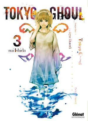 Téléchargez le livre :  Tokyo Ghoul - Tome 03