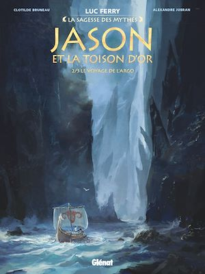 Téléchargez le livre :  Jason et la toison d'or - Tome 02