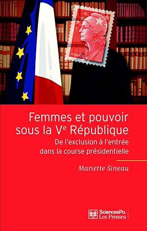 Téléchargez le livre :  Femmes et pouvoir sous la Ve République