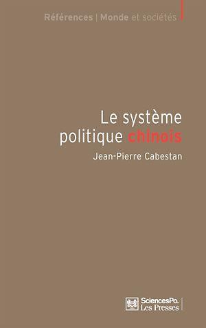 Téléchargez le livre :  Le système politique chinois
