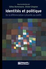 Télécharger le livre :  Identités et politique